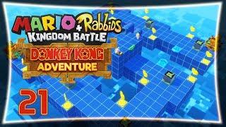 Ultimative Prüfung 4 (Reupload) #21 • Mario + Rabbids Donkey Kongs Adventure