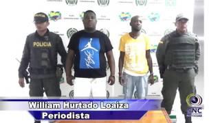 """Capturados alias """"Bablu, Valverde y Pinocho"""", de la banda delincuencial """"La Empresa"""""""