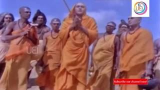 manisha panchakam Malayalam Full Movie  Jagadguru Adisankaran  HD   Classic Movie mp4