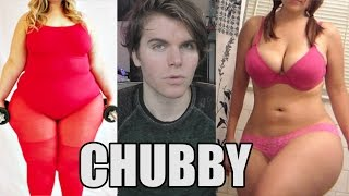 Are You A Chubby Person? (Chubby vs Fat)