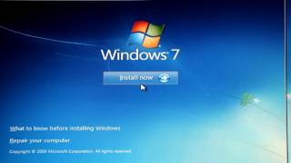 How To Install Windows 7 Ultimate 32-Bit or 64-Bit (2016)