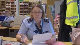 UK Border Force - Funniest interview ever with transgender Canadian woman