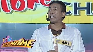 It's Showtime Funny One: Gibis Alejandrino (High School Life)