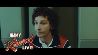 Shia LaBeouf on Playing John McEnroe