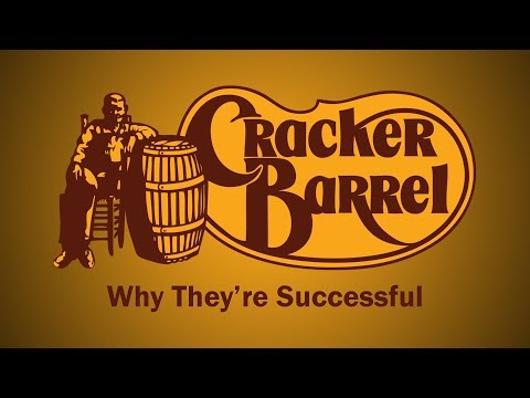 Cracker Barrel Why They re Successful
