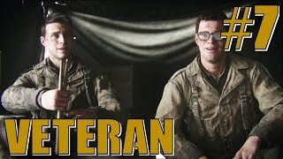 Call of Duty: WW2 | Mission 7 - Death Factory | Veteran Walkthrough Playthrough