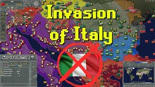 Supreme Ruler Ultimate | The Red Wave: Soviet Union | Invasion of Italy | part 3