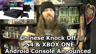 Chinese Knock Off PS4 & XBOX ONE Android Console Announced, the OUYE