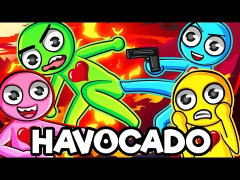 The CRAZIEST Funny Fight in Havocado