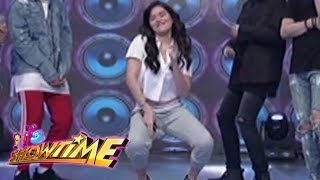 "It's Showtime: Bela Padilla and her ""Taga-Saan Ka"" Challenge"