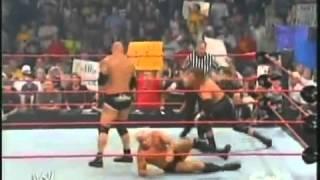 Bill Goldberg's WWE Career Vol 22 2 2