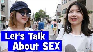 Do Japanese Women Talk About Sex? (Interview)