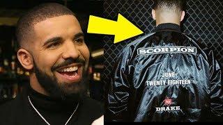Drake Announces New Album Scorpion Dropping