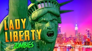 Lady Liberty Zombie Infection (Call of Duty Zombies)