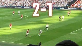 Manchester United vs Tottenham, 2-1, Semi Final At Wembley, 21.04.2018