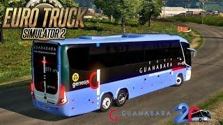 Euro Truck 2 - Expresso Guanabara - Caxias do Sul x Santa Maria