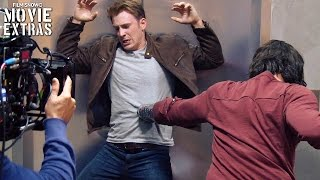 Captain America: Civil War 'Cap and Bucky's First Fight' Featurette [Blu-Ray/DVD 2016]