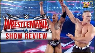 WrestleMania 32 Full Show Review - BT Podcast Special