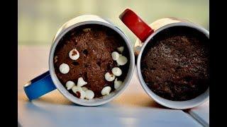 മുട്ട ഇല്ലാതെ ഒരു  മിനിറ്റ് കൊണ്ട് മഗ് കേക്ക്  Eggless 1 Minute Chocolate Mug Cake  Eps:225