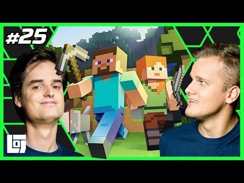 Minecraft Parkour Race met Don en Ronald 1V1 LOGNL 25