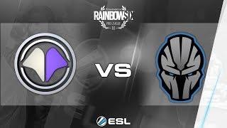 Rainbow Six Pro League - Season 2 - PC - EU - Millenium vs. gBots - Week 2