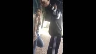 Desi Funny Fight - Punjabi Girls arguing with Brampton Jack