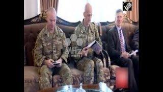 Political parties in Afghanistan optimistic over U S  envoy Khalilzad's peace efforts