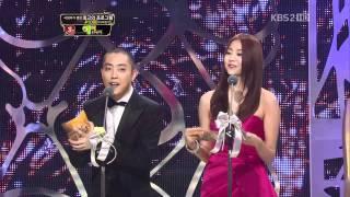 111224 UEE cut from KBS Entertainment Award 2011