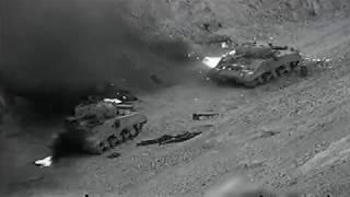 حصري بطولات نادرة  - معركة بطولية لن تصدق - للصاعقة في ممر متلا  1973-  لحم ضد حديد