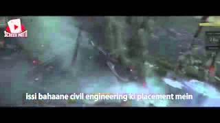 Captain America civil war trailer in Hindi