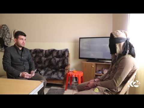IS prisoner gives detail on IS oil trade and kidnapped Ezidi women