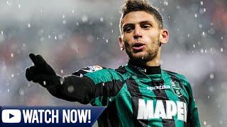 Domenico Berardi || Welcome To Inter Milan || Skills & Goals || U.S.Sassuolo [2015-2016] || [HD]