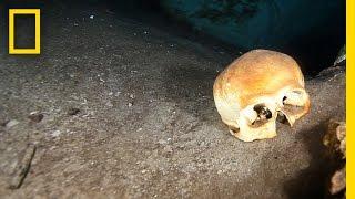 "Skulls Found in ""Evil"" Maya Sinkhole | National Geographic"