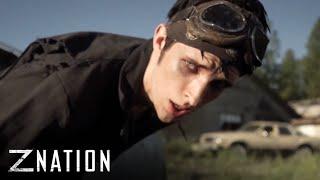 Z NATION | Season 3, Episode 5: 'Death by Car Parts' | Syfy