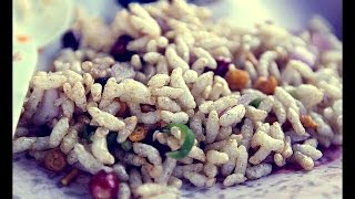 How to make masala muri (jhal muri)