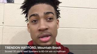 Mountain Brooks defeats Huffman to start area play