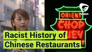 The Racist History of Chinese Restaurants