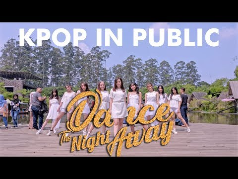 """[KPOP IN PUBLIC CHALLENGE] TWICE_""""Dance The Night Away"""" Dance Cover by Tricky Wickey from Indonesia"""