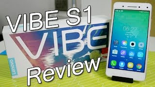 Lenovo Vibe S1 Review- Is It Worth Buying?