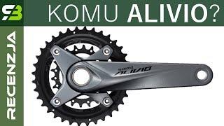 Shimano Alivio M4000.  Czy to już MTB, czy jeszcze nie...