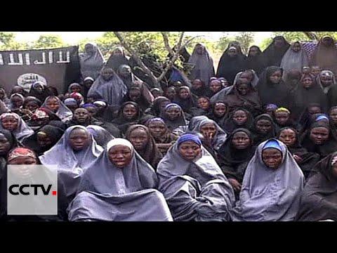 Xxx Mp4 Chibok Schoolgirl Found Nigerian President Has Private Meeting With Escapee 3gp Sex