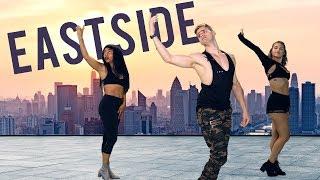 Eastside - benny blanco, Halsey, Khalid | Caleb Marshall | Dance Workout
