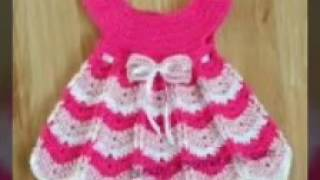 Woolen frock for baby girl | beautiful frock design for kids in hindi || sweater designs