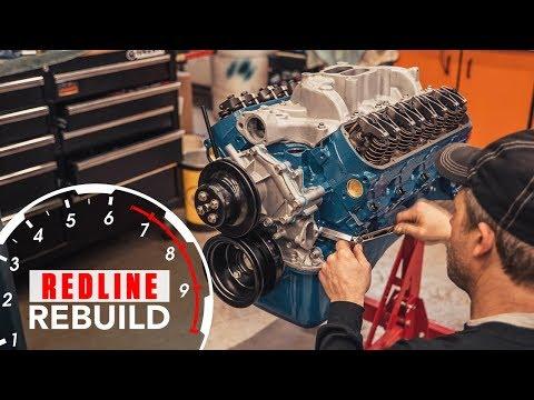Xxx Mp4 Ford 289 V 8 Engine Time Lapse Rebuild Fairlane Mustang GT350 Redline Rebuild S2E1 3gp Sex