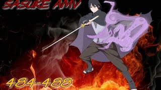 Sasuke Shinden [AMV] - Not Strong Enough [HD]