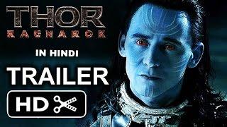 Thor:3  Ragnarok Trailer  IN HINDI- (2017) [HD]