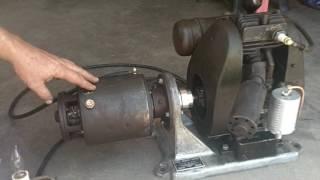 North East Starter / Generator Conversion