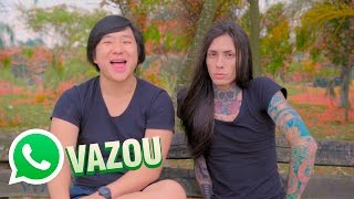 VAZOU WHATSAPP DE YOUTUBERS ft. Pyong Lee