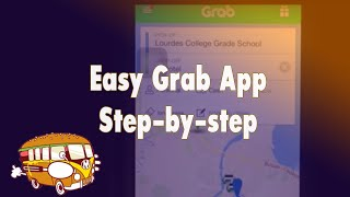 How to use Grab App?