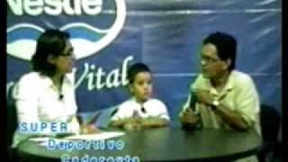 Entrevista TV Cadereyta Carlitos